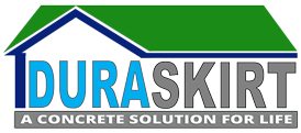 Duraskirt skirting for manufactured & mobile homes