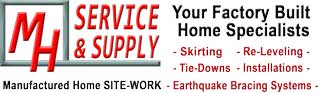 MH Service & Supply